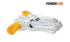 Кинетични въжета за лебедки